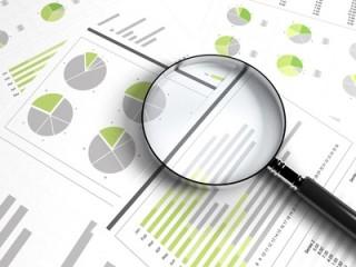アクセス解析のデータ